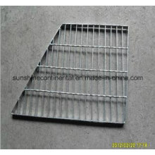 Factory Hot Dipped Galvanized Catwalk Steel Drain Cover