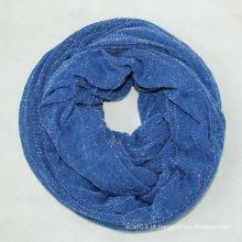 Moda Senhoras meshes lenço brilhante infinidade