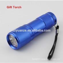 waterproof led flashlight, led flashlight reflector, led mini flashlight