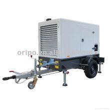 4 cilindros refrigerado a água Yangdong motor de reboque genset com certificação CE