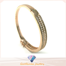Großhandel 925 Silber Armband Armband mit weißen Stein 925 Silber Modeschmuck (G41249)