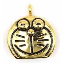 Huile essentielle en acier inoxydable Aromatherapy Locket Pendant for Gift