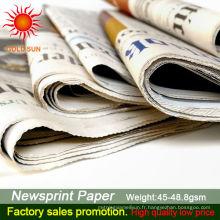 papier journal en rouleaux en ventes
