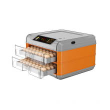 48-64 eggs automatic household intelligent poultry incubator