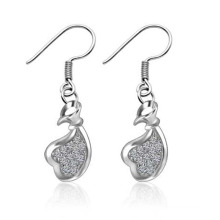 Hot Affordable Silver Wedding Party Earrings