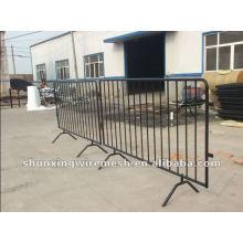 PVC beschichtetes Crowd Control Zaun Panel