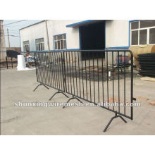 PVC Coated Crowd Control Fence Panel