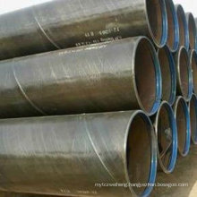 API 5L spiral steel STD tube