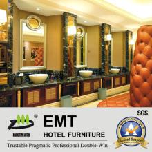 Paneles de pared decorativos de la sala de descanso del hotel de la alta calidad (EMT-F1213)