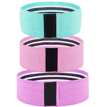 Venta al por mayor Fabric Hip Resistance Bands Workout