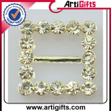 pequeñas hebillas de diamantes de imitación para la ropa