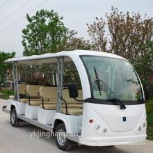 23 coche eléctrico del recurso del passager / coche turístico / coche eléctrico turístico con el arear escénico usado de la puerta