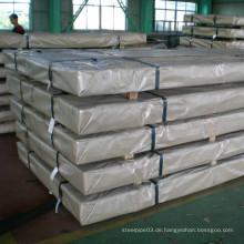 Aluminium Bleche und Platten Material für Wand Gebäude