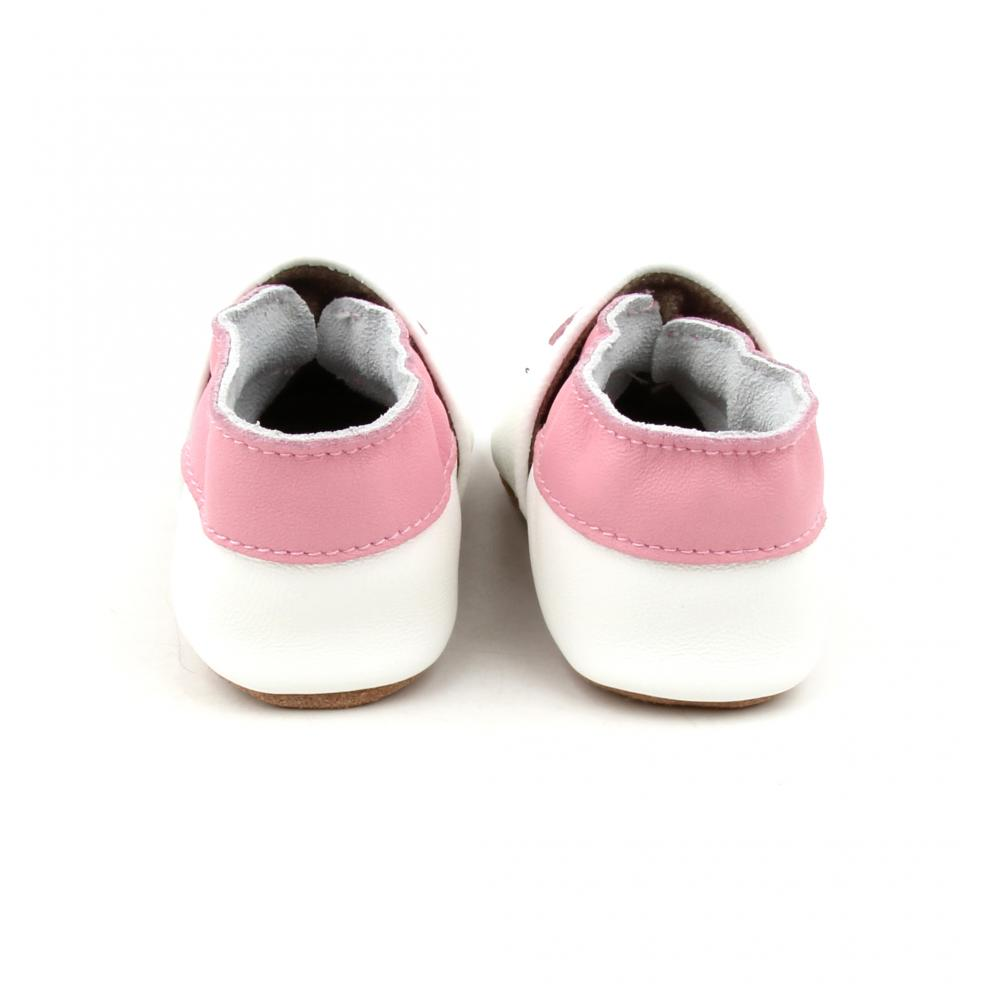 New Design Adorable Genuine Comfortable Goat Leather Shoes
