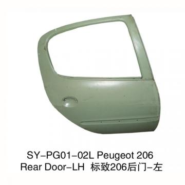 Dear Doors for Peugeot 206