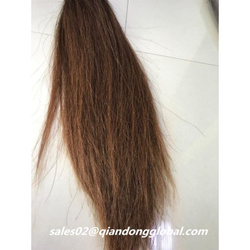 76cm Chestnut Horse Tail Hair For Sale