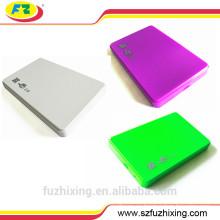Plastic HDD Case 2.5, Estuche para disco duro SATA