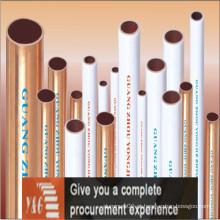 Tubos de cobre C13015 para aplicações industriais