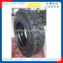 neumático neumático de la carretilla elevadora del alto precio bajo contenido de goma 300-15 con precio bajo
