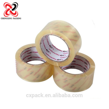 Logo Kustom Dicetak Clear Box Sealing Tape