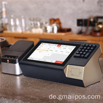 Alles in einem Android Pos Payment Terminal Machine