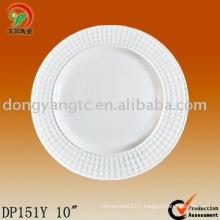 10 inch ceramic platter
