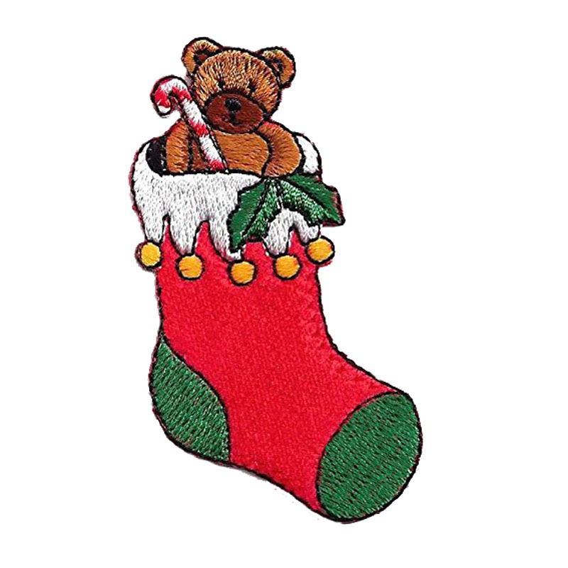 Christmas Stocking Patch
