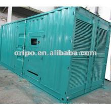 1800rpm 60Hertz 850kva soundproof generator