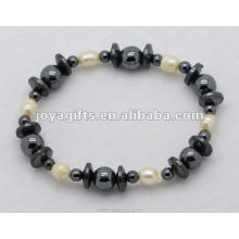 Fashion big pearl bracelet
