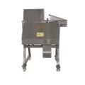 Máquina de corte em cubos industrial do tomate Máquina de processamento dos dados das frutas e legumes