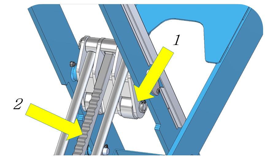 wheel alignment lift leverage