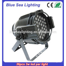36 * 3W Дискотека Led Par Light / привели пар свет / диско свет водить