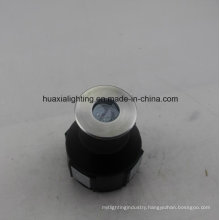 1W IP68 Stainless Steel Polarized Light LED Inground Light with ABS Niche