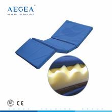 AG-M011 Colchón de espuma plegable de cama de hospital a prueba de agua para la venta