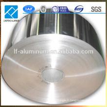 Fournisseur de bobines d'aluminium compétitives en Chine