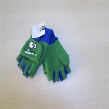 Детская отрезать палец коробки флисовые перчатки с крышкой лоскут