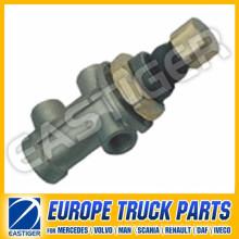 Peças de caminhões para Daf válvula de controle direcional639394