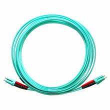 Câbles multimodes de fibre optique Om3 LC-Sc-Dx Fibre multimode