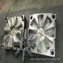 Molde de lâmina de ventilador de plástico