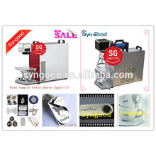 Syngood Fiber Laser Marking Machine SG10F/SG20F/SG30F-Special for blank dog tag