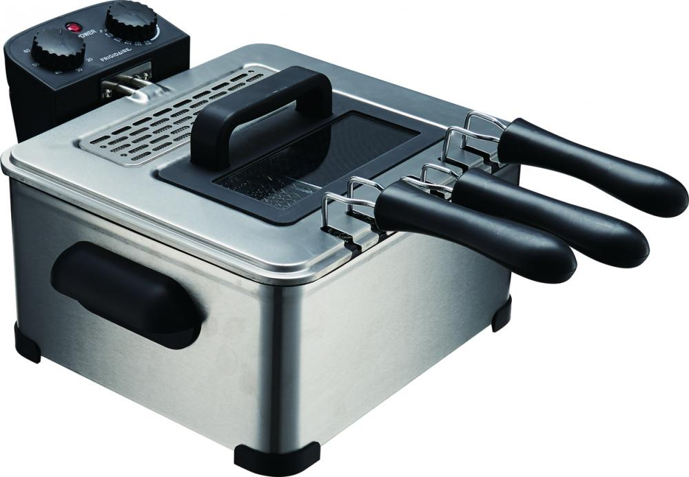 Manual Deep Fryer with timer