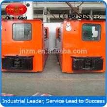 12T Underground Mining Electric locomotive for mining