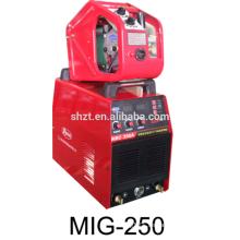 Inverter co2 MMA Schweißer MIG 250 Aluminium Schweißmaschine