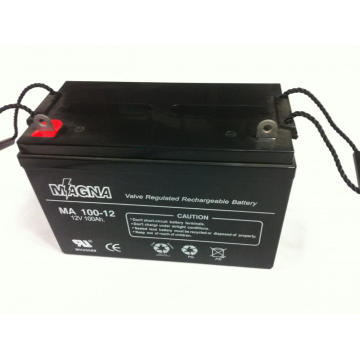 Batteries 12V 100Ah VRLA AGM / SLA