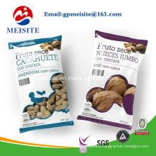 Low MOQ Custom Plastic Heat Sealable Design for Frozen Shrimp and Dog Food Dried Rice Patato Chips
