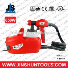 JS électrique hvlp plancher à base de pulvérisation maison peinture peintre peintre pistolet nouveau, JS-FB13B