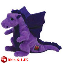 ICTI Audited Factory soft dragon plush toy for sale