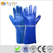 Handschuhe Nitril Knit Handschuhe Öl resistent Handschuhe