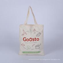 bolso de compras de malla y bolso de cadena de algodón tropical reutilizable
