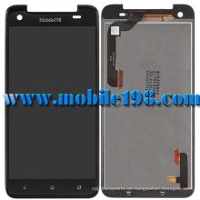 para HTC Butterfly X920e Pantalla LCD con toque digitalizador